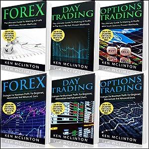 Trading: 6 Manuscripts + 8 Bonus Books - Forex Guide, Day Trading Guide, Options Trading Guide, Forex Strategies, Day Trading Strategies, Options Trading Strategies Audiobook