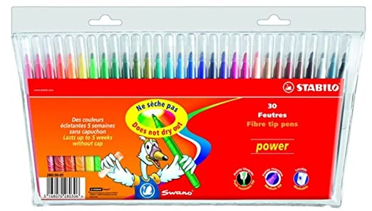 Pen Tip Felt-tip Colouring Pens