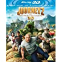 Journey 2: The Mysterious Island Blu-Ray