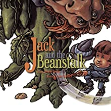 Jack and the Beanstalk Audiobook by George Bridge Narrated by Nicholas Mondelli