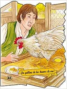 La gallina de los huevos de oro: Combel Editorial: 9788498254006