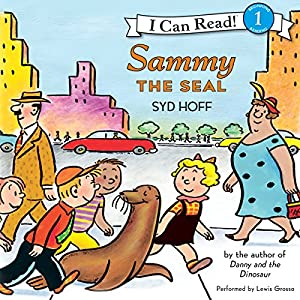 Sammy the Seal Audiobook