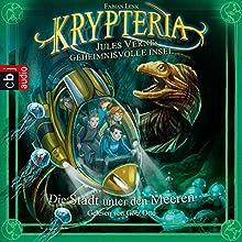 Die Stadt unter den Meeren (Krypteria - Jules Vernes geheimnisvolle Insel 2) Hörbuch von Fabian Lenk Gesprochen von: Götz Otto
