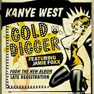 Gold Digger (2 Mixes) (4 Tracks)