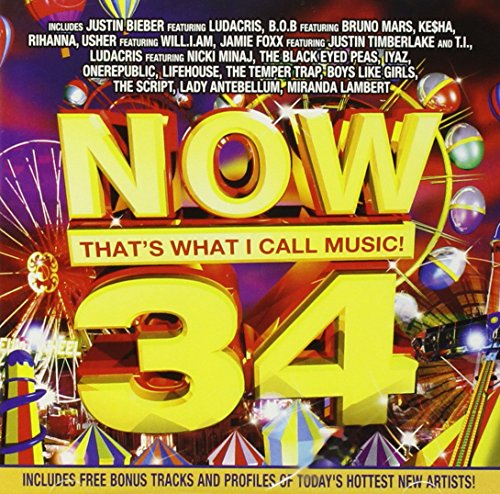 Black Eyed Peas - Now 34: That