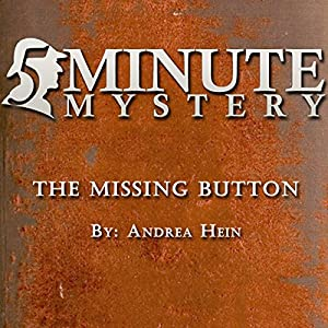 5 Minute Mystery - The Missing Button Audiobook
