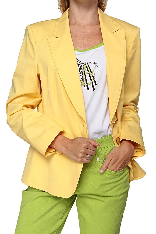 Basler Damen Blazer GELATO, Farbe: Gelb jetzt kaufen