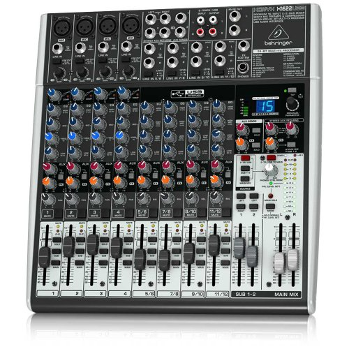Behringer Xenyx X1622Usb front-394125