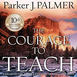 The Courage to Teach Audiobook