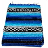Deluxe Mexican Yoga Blanket by Yogavni(TM)