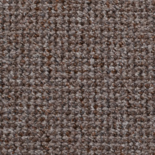 Beige with Terracotta Fleck Carpet Roll, Feltback Hardwearing Berber Loop Pile