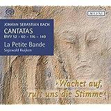 Bach: Kantaten für das Kirchenjahr Vol.15: 52/60/116/140