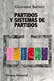 img - for Partidos y sistemas de partidos/ Parties and Party Systems: Marco Para Un Analisis/ A Framework for Analysis (Spanish Edition) book / textbook / text book