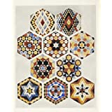 Design for Tiles in Islamic Style, by Owen Jones (Print On Demand)
