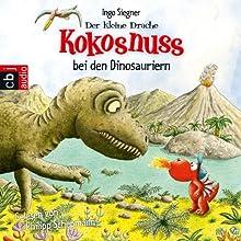 Der kleine Drache Kokosnuss bei den Dinosauriern (       ungekürzt) von Ingo Siegner Gesprochen von: Philipp Schepmann