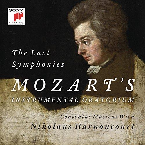 Mozart:Sinfonie N. 39, 40 & 41 [3 LP]