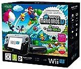 Console Nintendo Wii U 32 Go noire Mario Luigi premium pack