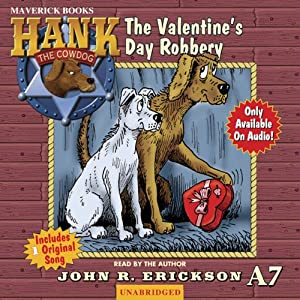 The Valentine's Day Robbery Audiobook