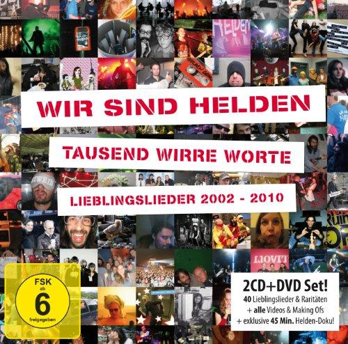 Wir Sind Helden - Tausend Wirre Worte: Lieblingslieder 2002 - 2010 - Zortam Music