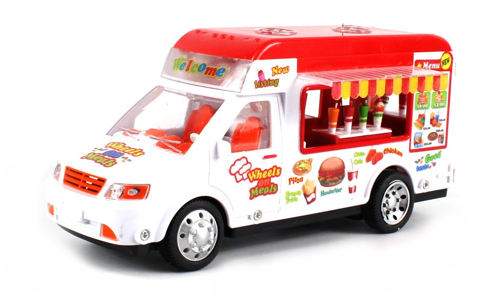 How To Start And Operate A Food Truck