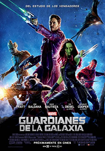 Guardianes De La Galaxia (BD 3D + BD) [Blu-ray]