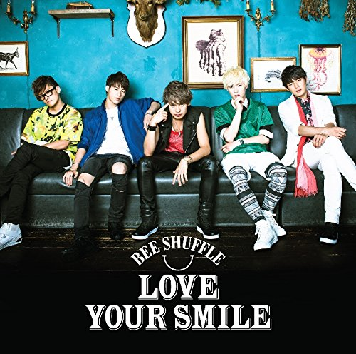 LOVE YOUR SMILE(Type-A)