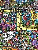 img - for Musical Safari: A Kaleidoscopia Coloring Book: An Abstract Coloring Book book / textbook / text book