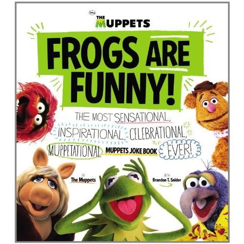 Muppets Joke Book