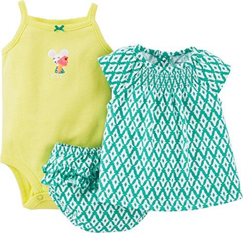 carters-conjunto-para-bebe-nina-verde-green-yellow-12-18-meses
