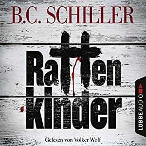 Rattenkinder (Tony Braun 5) Hörbuch