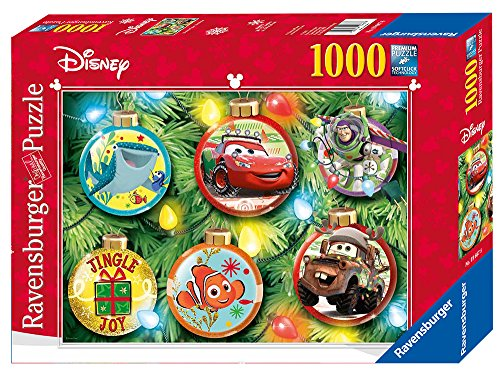Ravensburger Disney Pixar Christmas Puzzle (1000 Piece) JungleDealsBlog.com