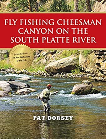 Fly fishing cheesman canyon on the south for Amazon fly fishing