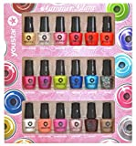 YOUSTAR Nail Polish Nagellack Set - Summer Edition - mit