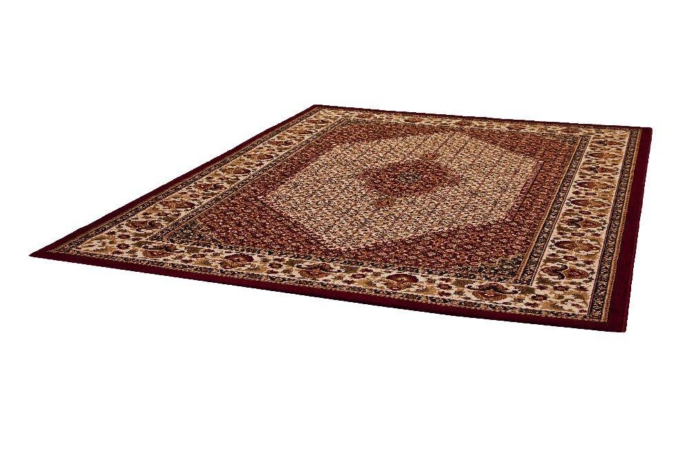 """TEPPICHWELT TEPPICHWELT SONA-LUX klassischer Teppich rot """"Größe auswählen"""" 160 x 230 cm"""