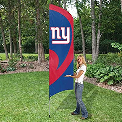 Party Animal NFL Tall Team Flag with Pole