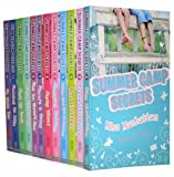 Summer Camp Secrets Childrens 12 Books Pack Set Collection RRP £59.88 (Miss Manhattan, Prankster Queen, Best Friends?, Little Miss Not-So-Perfect, Blogging Buddies, Party Time!, Three's A Crowd, Just Friends, Just My Luck, Falling In, Thin Ice) (Summer