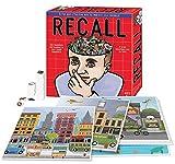 Award-Winning Recall - The Fun and Effective Memory Improvement Game