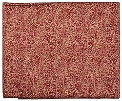Raymonds Men's Shirt Fabric (Red)