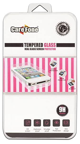 CareFone Tempered Glass for Lenovo K3 Note available at Amazon for Rs.199
