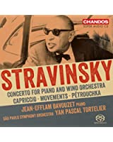 Stravinsky / Works for Piano & Orchestra