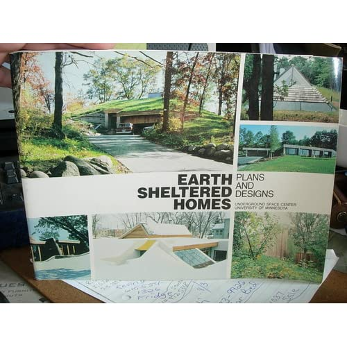 Earth sheltered homes designs for Earth shelters designs