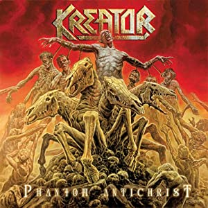 Cover Kreator   Phantom Antichrist (2012) [DVD5]