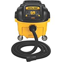 Dewalt DWV010 15 Amp 8 Gallon HEPA Dust Extractor with Automatic Filter Cleaning