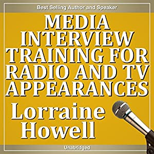Media Interview Training for Radio and TV Appearances Speech