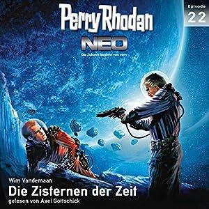 Die Zisternen der Zeit (Perry Rhodan NEO 22) Hörbuch