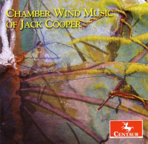 Album The Chamber Wind Music of Jack Cooper by Jack Cooper