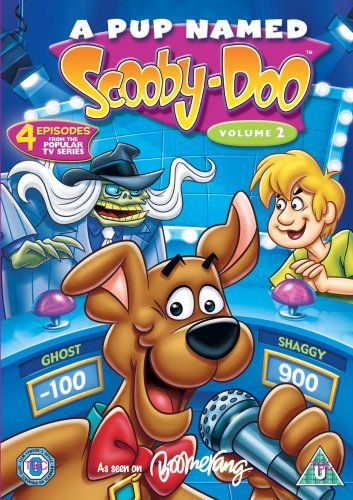 A Pup Named Scooby Doo - Vol.2 [DVD] [2007]