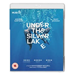 Under The Silver Lake 2019 [Blu-ray]
