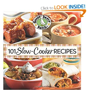 101 Slow-Cooker Recipes - Gooseberry Patch