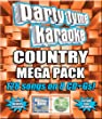 Party Tyme Karaoke: Country Mega Pack